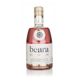 Irish Gin - Pink Ocean Infused Gin - Beara - 70cl 42.2% ABV