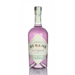 Violet Infused Flavoured Manchester Gin Liqueur 50cl 18% ABV by No Name Distillery