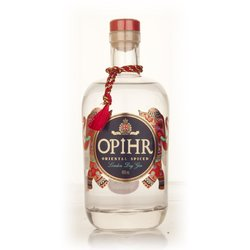 Opihr Gin - Oriental Spiced London Dry Gin - 70cl 40% ABV