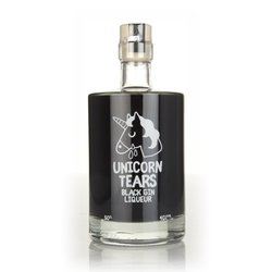 Firebox 'Unicorn Tears' Black Gin Liqueur 50cl 40% ABV