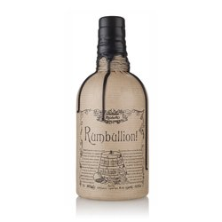 'Rumbullion!' English Spiced Rum by Ableforth's 70cl 42.6% ABV