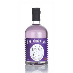 Eccentric Gin Violet Welsh Gin 70cl 40% ABV