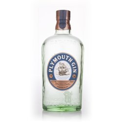 Plymouth English Gin 70cl 41.2% ABV
