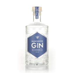 'Overboard' Navy Strength Manchester Gin 50cl 57% ABV