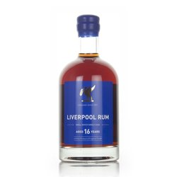 16 Year Old Aged Liverpool Rum 70cl 43% ABV by Liverpool Distillery