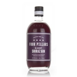 Bloody Shiraz Australian Gin 70cl 37.8% ABV by Four Pillars Distillery