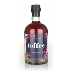 Artisan British Toffee Flavoured Vodka 70cl 35% ABV by 55 Above