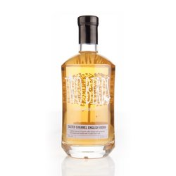 Two Birds Salted Caramel Flavoured English Vodka 70cl 37.5% ABV