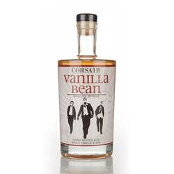 Corsair Vanilla Bean Infused Flavoured American Vodka 75cl 40% ABV