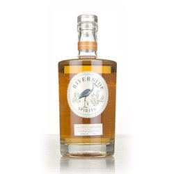Riverside Spirits Salted Caramel Flavoured Vodka Liqueur 70cl 20% ABV