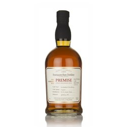 Foursquare 10 Year Aged 'Premise Exceptional Cask' Bajan Dark Rum 70cl 46% ABV