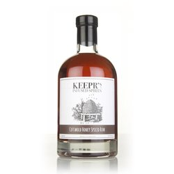 Cotswold Honey Infused Spiced Rum 70cl 37.5% ABV by Keepr's