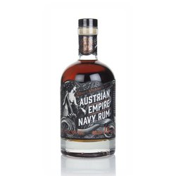 18 Year Aged Austrian Empire Navy Dark Rum 70cl 40% ABV by Michler's