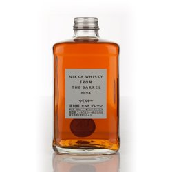 Nikka 'Whisky From The Barrel' Japanese Blended Whisky 50cl 51.4% ABV