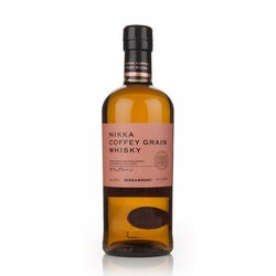 Nikka Coffey Single Grain Japanese Whisky 70cl 45% ABV
