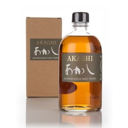 White Oak Akashi Japanese Single Malt Whisky 50cl 46% ABV