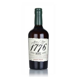 Barrel Proof 1776 Straight Rye American Whiskey 70cl 57.3% ABV by James E. Pepper & Co.
