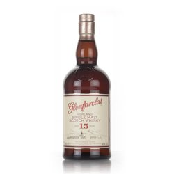 Glenfarclas 15 Year Old Single Malt Speyside Scotch Whisky 70cl 46% ABV