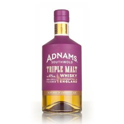 Adnams Triple Malt English Grain Whisky 70cl 47% ABV