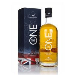 The Lakes Distillery 'The ONE' Blended English Whisky 100cl 40% ABV