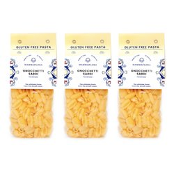 3 x Gnocchetti Sardi Gluten-Free Italian Pasta (3 x 500g)