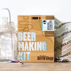'Punk IPA' Make Your Own Beer Brewing Gift Kit