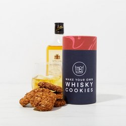 Make Your Own Whisky Cookies