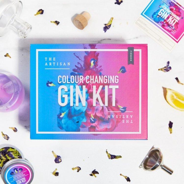 Artisan Colour Changing Gin Kit