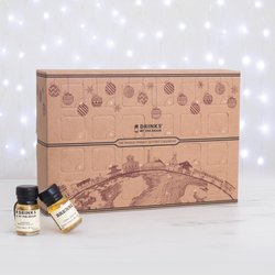 The World Whisky Christmas Advent Calendar Inc. Irish Whiskey, Japanese & Indian Whiskies