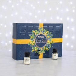 The Gin Christmas Advent Calendar with 24 Artisanal Gins