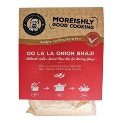 2 x 'Oo La La' Onion Bhaji Vegan Spice Blend Kit (2 x 141g)