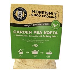 2 x 'Garden Pea' Kofta Vegan Spice Blend Kit (2 x 141g)