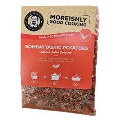 2 x 'Bombaytastic Bombay' Potatoes Vegan Spice Blend Kit (2 x 29g)