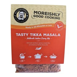 2 x 'Tasty Tikka Masala Curry' Vegan Spice Blend Kit (2 x 102g)