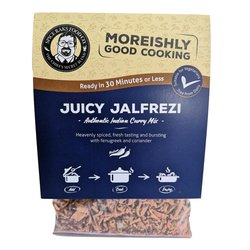 2 x 'Juicy Jalfrezi Curry' Vegan Spice Blend Kit (2 x 97g)