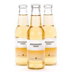 24 x Bermondsey Tonic Water with Quinine For Gin & Tonic (24 x 200ml Bottles)