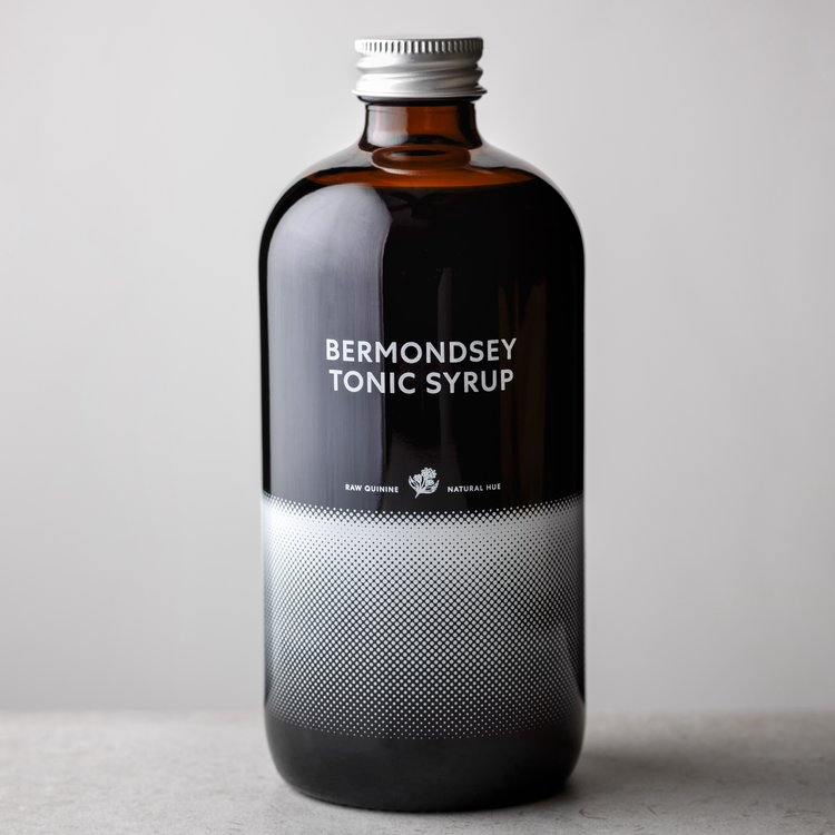 Bermondsey Tonic Syrup - Quinine Flavoured Natural Tonic Syrup