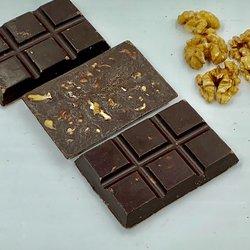 3 x Raw Keto Walnut Chocolate Bars 35g