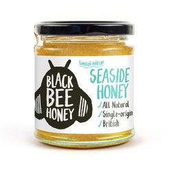 Limited Edition British 'Seaside' Honey with Sea Lavender 250g