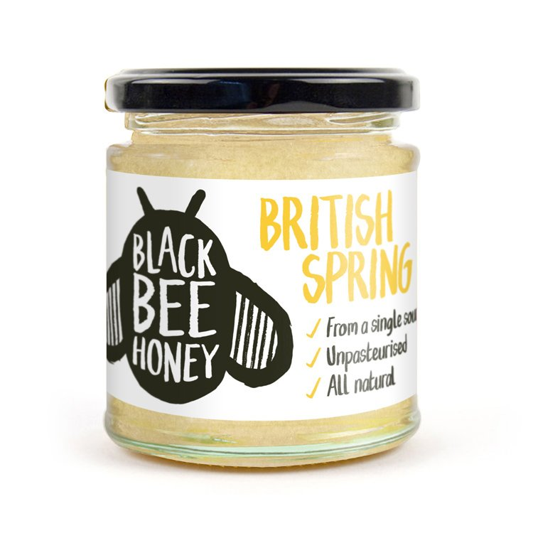 British Spring Flower Honey 227g