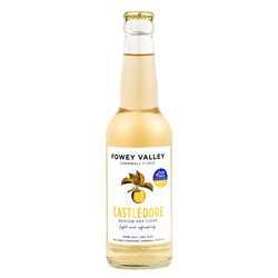 12 x Castledore Cornish Medium Dry Cider 6.5% ABV (12 x 330ml)