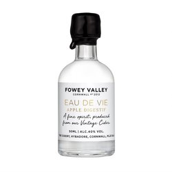 Eau De Vie Cornish Apple Digestif Miniature 50ml 40% ABV