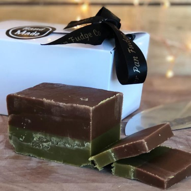 Mint Chocolate Fudge 100g