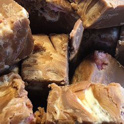 'Rocky Road' Fudge with Marshmallows 100g