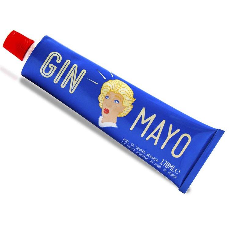 'Gin Mayo' Gin Infused Mayonnaise 170ml