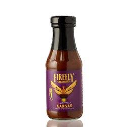 268ml Kansas 'Sweet & Smoky' BBQ Sauce