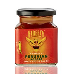 Peruvian Rocoto Aji Amarillo Chilli Sauce (Fairly Hot) 230ml