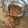 Smoked Garlic 'Sizzling' BBQ Spice Blend Mix in Kilner Jar 45g