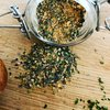 Smoked Garlic Pepper & Parsley Seasoning Blend in Kilner Jar 45g