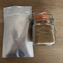 Smoked Garlic Powder with Cumin Spice Seasoning Blend with Refill Pack